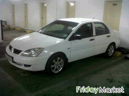 Mitsubishi Lancer 2007 For Sale Dubai UAE