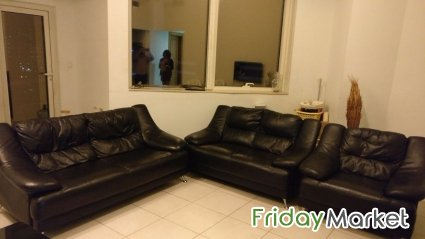 Pleasing 6 Seater Leather Sofa Set For Immediate Sale In Uae Bralicious Painted Fabric Chair Ideas Braliciousco