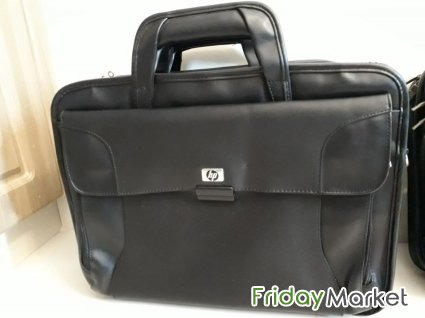 Original Dell Hp Leather Laptop Bags In Uae Fridaymarket