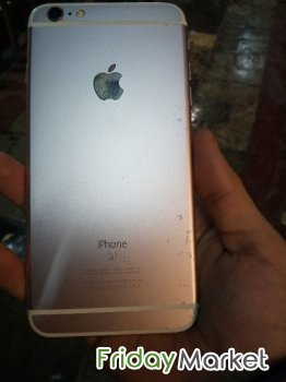iPhone 6s plus rose gold 64gb excellent condition in UAE