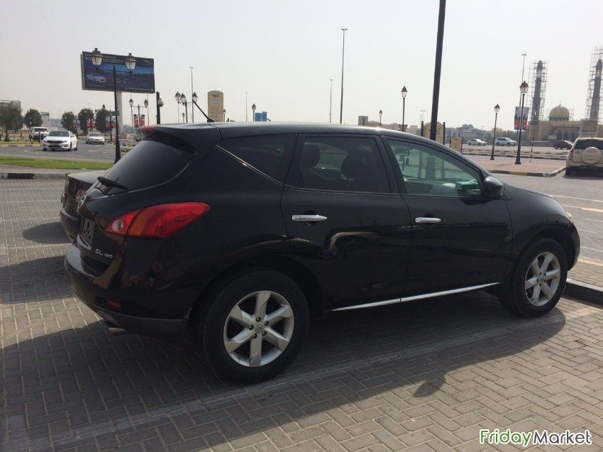 NISSAN Murano 2009 (New Shape) Going Cheap 0509948302 Umm Al Quwain UAE