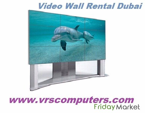 Video Wall Suppliers In Dubai UAE VRS Technologies Dubai UAE