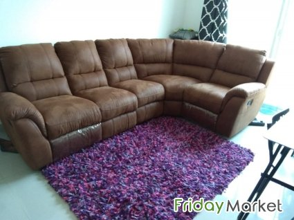 Homes R Us Recliner Sofa For Sale In Uae Fridaymarket