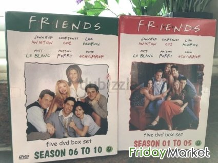 FRIENDS DVD FOR SALE Dubai UAE