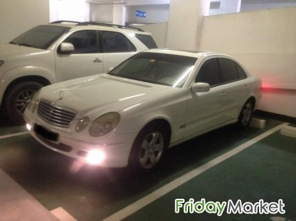 Benz E 240 Perfect Condition For Sale Or Exchange With 1.6 Car For Exp Dubai UAE