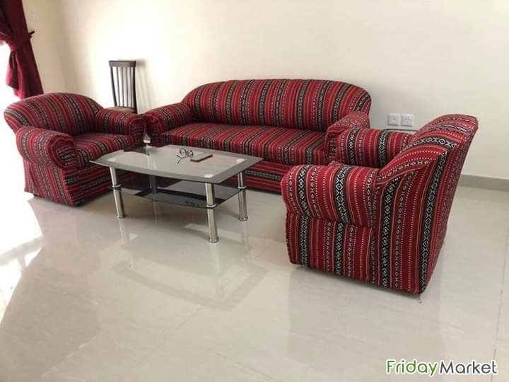 Amazing Brand New Sofa Set For Sale Immediately In Uae Fridaymarket Pabps2019 Chair Design Images Pabps2019Com