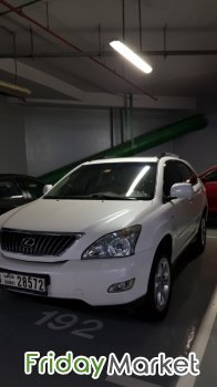 Lexus RX350 For Sale Dubai UAE
