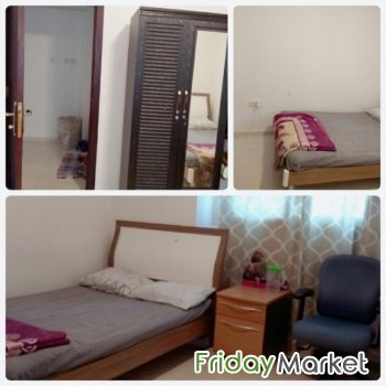 Family Room @ Al Nahda Sharjah For 2200 Including SEWA Dubai UAE