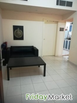 1 BHK Apartment For Rent For 3 Months From 25th June To 25th September Sharjah UAE