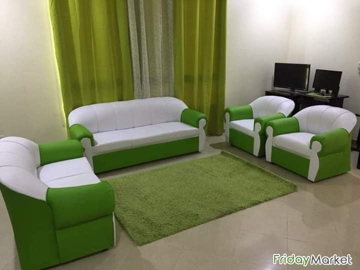 BRAND NEW SOFA SET FOR SALE IMMEDIATELY WITH FREE HOME DELIEVERY UAE Ras Al Khaimah UAE
