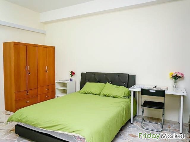 2000,2200,fully Furnished Family And Couples Rooms For Indians. Dubai UAE
