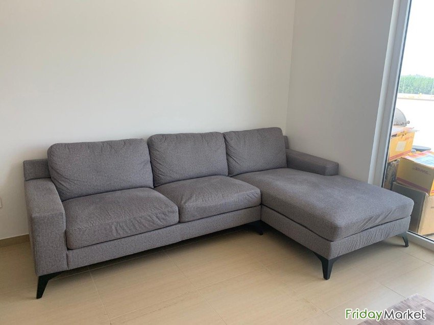 New Grey Sofa For Sale Dubai UAE