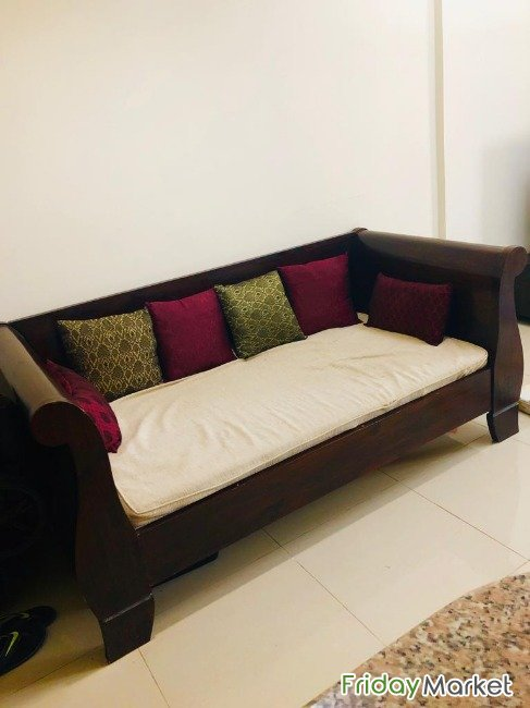 Solid Wood Sofa Dubai UAE