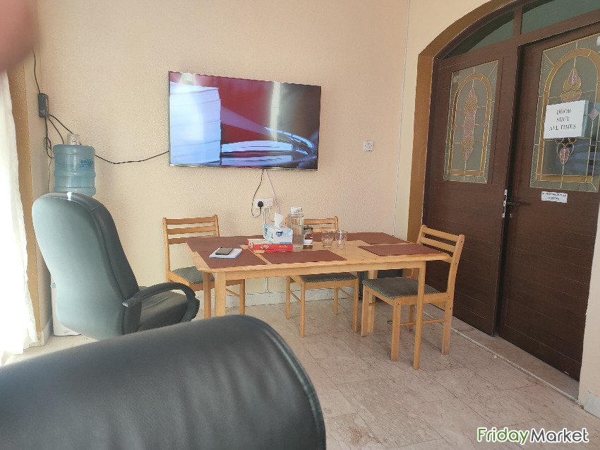 Master Room Available 1200/- AED With FEWA And WIFI Fujairah UAE