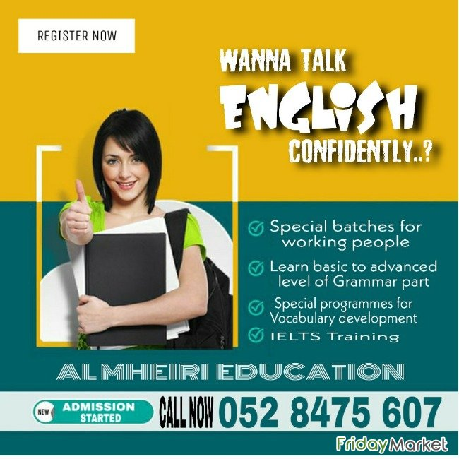 ADMISSION STARTED Dubai UAE