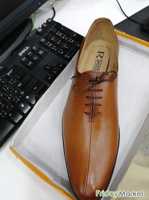 Leather Shoes Hand Made Pakistani Dubai UAE