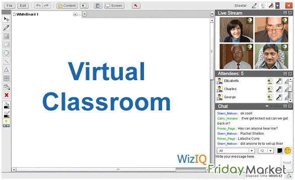 Online Virtual Classroom Tuitions Sharjah UAE