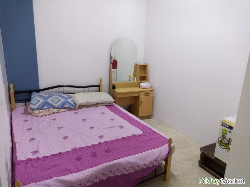 A Small Room For Couple Or Ladies Near Jubail Bus Station In Sharjah Sharjah UAE