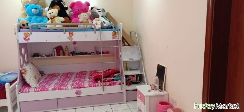 Double Bed With Mattress Al Ain UAE