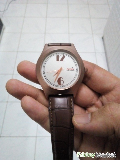 Tan Color Watch For Sale Sharjah UAE