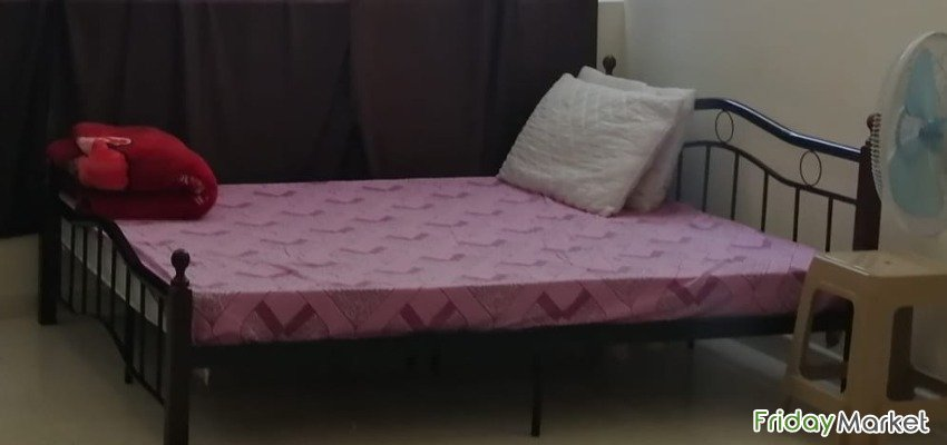 Double Bed Available For Sale Sharjah UAE