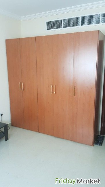 Sharing Furnished And Attached Washroom Available In Karama Rent 2300 Dubai UAE