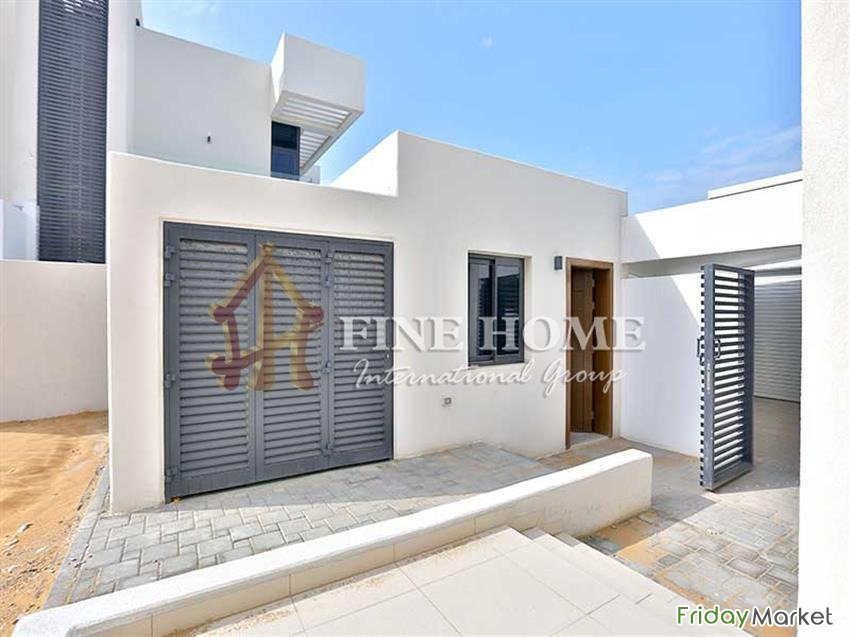 Big Corner 5BR Villa Available For Investment! Abu Dhabi UAE