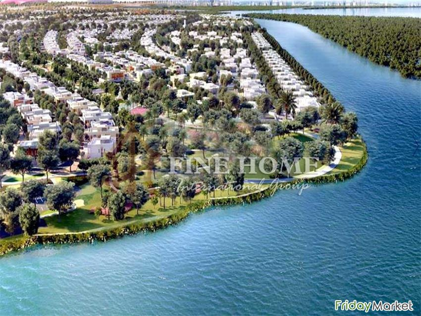 Residential Land For Sale In Yas Island Abu Dhabi UAE