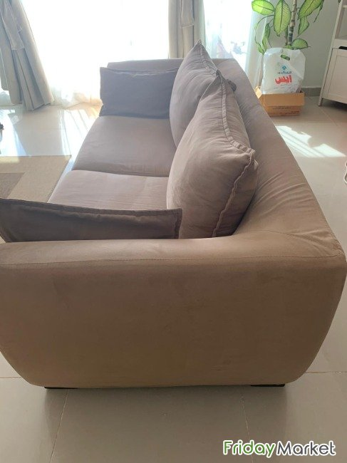 5 Seater And 3 Piece Sofa/Couch Set Abu Dhabi UAE