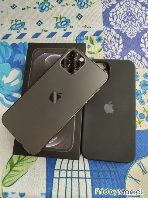 Iphone 12 Pro 128GB With Box And Accessories Brand New Condition Dubai UAE