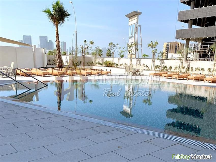Don't Miss This/ Investment In 2BR W/ Balcony Abu Dhabi UAE